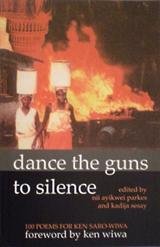 Dance the guns to silence